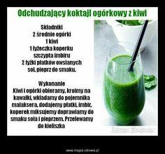 Smoothie Drinks, Detox Drinks, Smoothies, Healthy Juices, Healthy Drinks, Healthy Recipes, Clean Eating, Healthy Eating, Food Hacks
