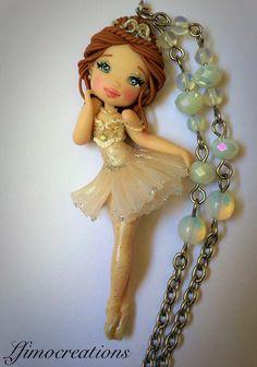 Little ballerina ❤ non disponibile #like  #instagood #follow #creative #artoftheday #lfimocreations #clay #creation #polymerclay #handmade #miniature #picoftheday #photooftheday #jewellery #jewelry #jewels #handmadejewelry #italia #italy #ballerina #classic #sparkle #crown #tutu #doll #little