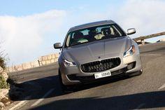 Maserati Quattroporte VI (M156)