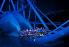 #IllumiNights at Busch Gardens #Griffon