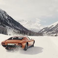 • Switch off the TV, close the books, give up everything: The Italian orange is back. Enjoy! Lamborghini Miura • www.carandvintage.com Masterpiece By @simonkidston #CarVintage #drift #art #mountain #miura #ferrari #mercedesbenz #porsche #bmw #bugatti #carporn #vintage #firstpost #first #elegance #lux #luxury #luxurycar #luxurylife #f4f #fashion #cars #londoncars #blacklist #newyork #autoporn #automotive #instacar #follow #cool