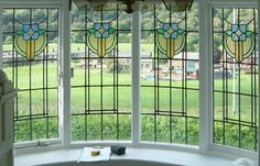 Stained glass windows   Light Leaded Designs   Rossendale Victorian Stained Glass Panels, Modern Stained Glass, Stained Glass Door, Making Stained Glass, Stained Glass Designs, Window Maker, Selling Crafts Online, Window Design, Panel Doors