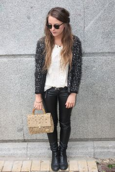 edgy and punk style <3