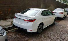 CAnadauenCE tv: Novo Toyota Corolla XRS 2018 mostra seu pacote aer...