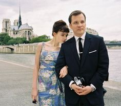 "Carey Mulligan in ""An Education."" This movie inspired my prom look last year."