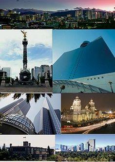 Mexico City, Mexico... Desde pequeña he escuchado historias increibles vividas en estas tierras, siendo los protagonistas de ellas mis señores padres... Hoy entiendo que es un pais lleno de lugares magicos y ciudades modernas llenas de cultura! Espero conocer algun dia algunos lugares de este país, en especial su ciudad!