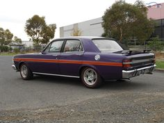 1971 Ford Falcon GTHO Phase III XY