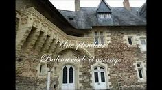 DRONE CHATEAU PLESSIS BOURRE HD - YouTube