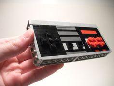 Lego NES Controller - by lego27bricks