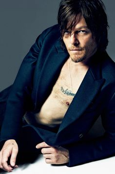 Norman Reedus I love you