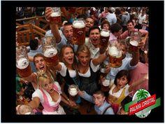 """CERVEZA PALMA CRISTAL. ¿Sabes cuándo es el día de la cerveza alemana?  Es una celebración realizada el 23 de abril, en alemán se dice  Tag des Deutsechen Bieres. Este evento es para conmemorar """"la Ley de pureza  de 1516"""". www.cervezasdecuba.com"""