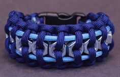 How To Make The Hex Nut Paracord Bracelet