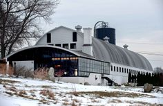 Former dairy barn in Roxbury, CT - Slide Show - NYTimes.com