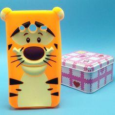 Minnie Stitch Cartoon Silicone Cover Case For Samsung Galaxy Ace 4 Lite G313 G313H Ace4 Neo G318H SM-G318H shell Back Cover