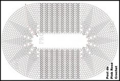 Graphic crochet oval rug rnrnSource by Striped Crochet Blanket, Crochet Blankets, Oval Rugs, Luanna, Manta Crochet, Crochet Projects, Carpet, Holiday Decor, Crochet Dresses