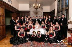 Planner: Angela Proffitt Venue: Schermerhorn Symphony, Nashville Photographer: Erin Lee Allender Photography