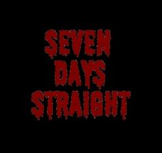 Check out Seven Days Straight on ReverbNation
