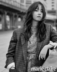 Kim So Hyun Looks Chic and Poised in a Pictorial with Marie Claire - POPdramatic Korean Actresses, Asian Actors, Korean Actors, Actors & Actresses, Kim So Hyun Fashion, Korean Fashion, Girl Celebrities, Korean Celebrities, Marie Claire
