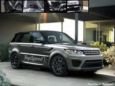 2014 Land Rover Range Rover Sport RS