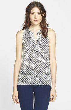 Joie 'Aruna' Silk Top available at #Nordstrom