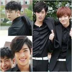 Takuya,Shin y sangmin <3