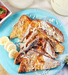 Life-Changing French Toast Recipes via @cupcakediaries