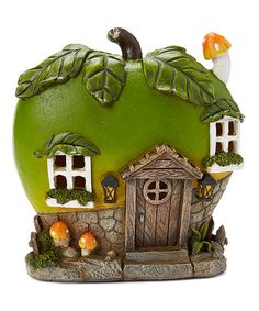 Another great find on #zulily! Green Beach Party LED Lighted Fruit House Décor #zulilyfinds