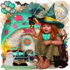 """Scraps N Company: """"BABY WITCH"""""""