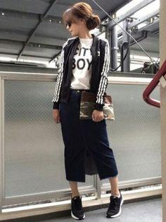 kaco…*さんの(adidas|アディダス)を使ったコーディネート