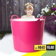 Дети детские ванна детские ванна ванна игрушка хранения ведро грязной одежде корзина хранения грязная одежда корзина Бесплатная доставка