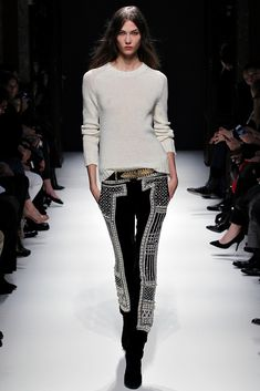 Balmain Fall 2012 Ready-to-Wear Collection Slideshow on Style.com
