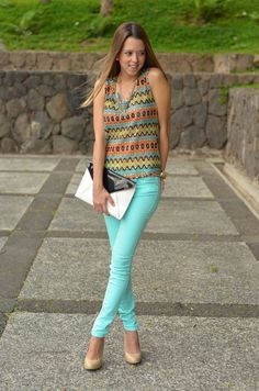 The Mint Outfit
