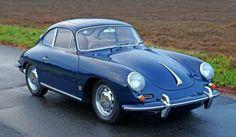 1964 Porsche 356 C Sunroof Coupe