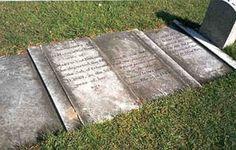 Martin Van Buren    Dec. 5, 1782 - July 24, 1862   Reformed Cemetery  Kinderhook, NY