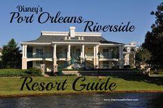 Disney's Port Orleans Riverside Resort Guide - room information, dining locations, resort map, photos, and tips. A Walt Disney World moderate resort.