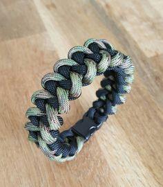 Bracelet paracorde sans clip