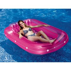 Gander Mountain® > Swimline SunTan Tub Lounge - Gifts & Recreation > Trampolines & Water Toys > Floats & Lounges :