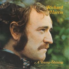 The new LP from actor turned singer Richard Harris was out now this late date in May of 1968 -- that LP, A Tramp Shining had his hit song MacArthur Park on it and the LP was a top seller.