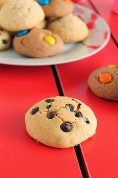 Greek Recipes, New Recipes, Baking Recipes, Dessert Recipes, Desserts, Biscuits, 3 Ingredient Cookies, Breakfast Snacks, Biscuit Cookies