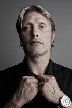 Mads Mikkelsen (Hannibal Lecter - Hannibal TV series)