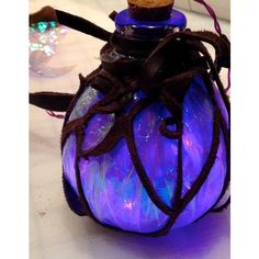 LED Fairy Lights - Steampunk Costume Accessory and Fairy Room Decor ❤ liked on Polyvore featuring home, lighting, steampunk lamp, steam punk lighting, steampunk lighting and steam punk lamp
