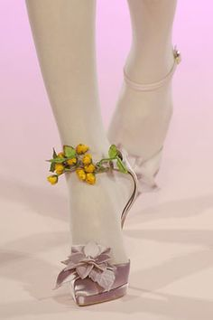 Christian Lacroix Couture spring 2007