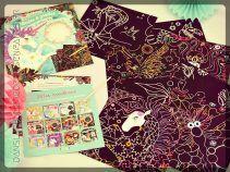 Livre jeunesse - atelier créatif - Mes créations - cartes à gratter brillantes - Edtions Gründ - - enfants - kids - atelier créatif - licorne - unicorn - féérie - animaux fantastiques - temps calme - créativité