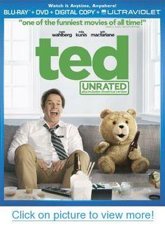 Ted (Blu-ray   DVD   Digital Copy   UltraViolet)