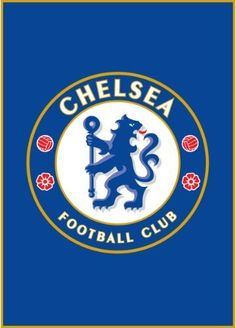 Chelsea Fc Football Official Rug by Premiership Soccer. Chelsea Fc Football Official Rug.