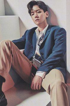 """[SCAN] #BAEKHYUN #EXO - EXO """"COUNTDOWN"""" DVD version"""