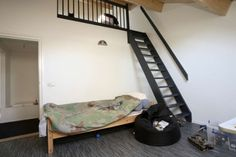 1000 images about trap naar zolder on pinterest mezzanine loft stairs and loft - Mezzanine trap ...