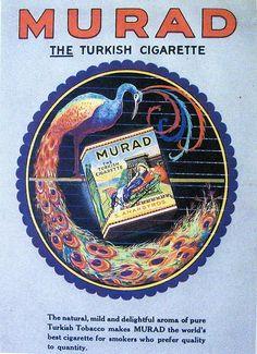 Murad, the Turkish cigarette