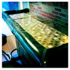 glass tile bar top | my work projects | pinterest | bar, basements