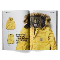 """Brand Book"" in Editorial Design"